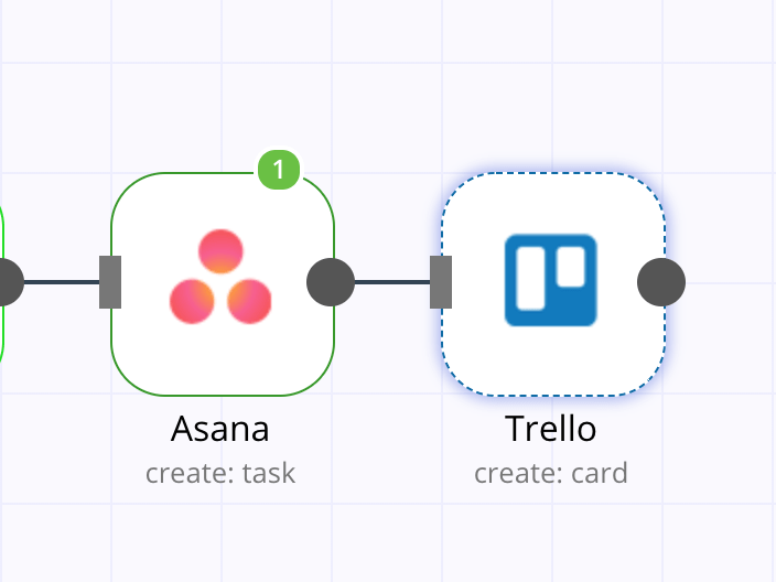 connecting trello to asana