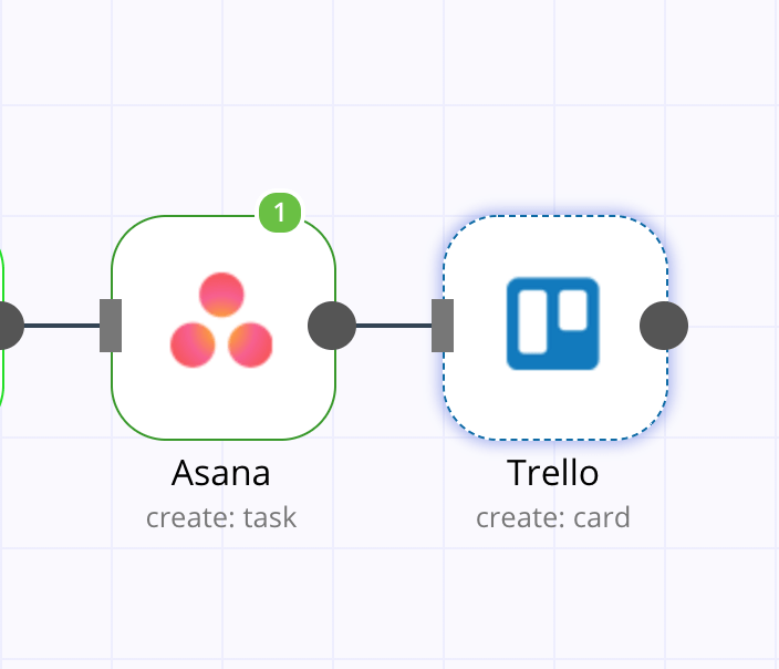 connecting trello to asana